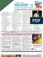 Milwaukee Wauwatosa Express News 62013