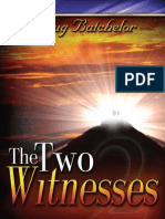 The Two Witnesses [Moses & Elijah] - By Doug Batchelor