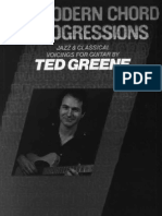 Modern Chord Progressions-Jazz and Classical Voicings for Guitar - Ted Greene