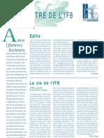 Bioconservation IFB