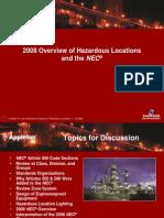 Overview Hazardous Locations Appletton.ppt