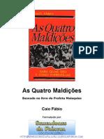 As Quatro maldições - Caio Fábio