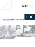 HE910 Hardware User Guide r19