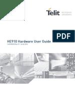 HE910 Hardware User Guide r19
