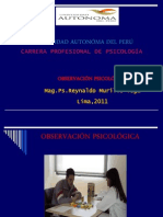 CLASE 02 - Dx Inf. Ps.