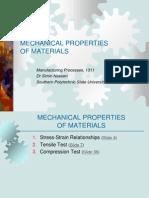 Ch03 Mechanical Properties 1
