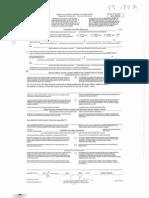Senator Harb court documents