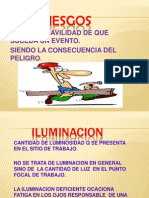 Diapositiva de Riesgos