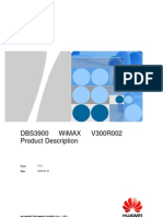 DBS3900 WiMAX V300R002 Product Description