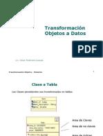 Um l Object Data