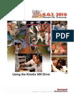 Lab1_Using the Kinetix 300 Drive V1.1