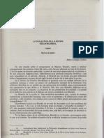 González La dialectica de la accion segun Blondel