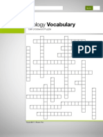 Biology Word Puzzles