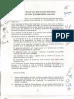Acuerdo General Term i Nacion Conflict o