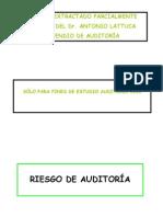 120_Material Sobre Riesgo Para Alumnos - Cursada 2010
