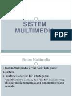 definisi sistem multimedia_Gunadarma