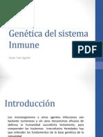 Genética del sistema Inmune