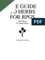 GuidetoHerbsforRPGs5e