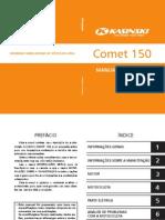 Kasinski COMET 150