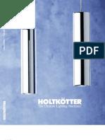 Residential Lighting 2013 Holtkoetter Catalogue