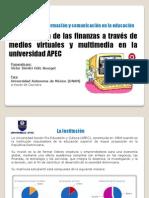 Trabajo Final TIC en La Educacion - Victor Feliz Bourget