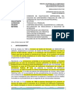 Indecopi Resolucionn0079-1997-Tdc - Oleotecnica
