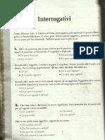 Aggettivi Pronomi e Avverbi Interrogativi Regole Ed Esercizi