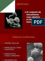 Hemostasia -Sistema Abo -Rh (1)