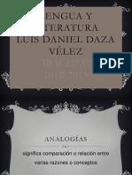 Lengua y Literatura Portafolio