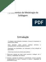4 Metalurgia Na Soldagem [Modo de Compatibilidade]