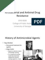 Drug Resistance