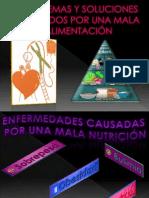 94740812 Problemas Causados Por Una Mala Alimentacion