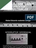 Planta de Simulador de Proceso Industriales