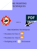 22693018 Fire Fighting Techniques