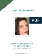 Curriculum Sylvia Caringi - Oficina Da Alma 2013
