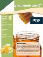 Porque Consumir Miel