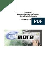 C-More Installation Guide
