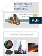 Metalurgia Soldabilidad Aceros [Modo de Compatibilidad]