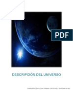 DESCRIPCIÓN DEL UNIVERSO-GASPAR ESCOBAR Omar