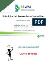 04 Principios Del Saneamiento Sostenible