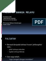 KUMP 1 Falsafah Bahasa Melayu