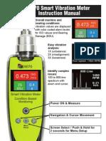 9070 Manual Analizador de Vibraciones