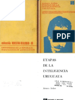 Ardao Arturo - Etapas de La Inteligencia Uruguaya