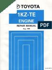 Toyota Hilux 99 Engine Manual 407p Ok