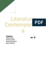 literatura contemporanea