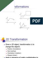 2.2Dtransforms