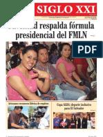 EL SIGLO 17-06-2013