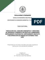 REDUCCIÓN DEL CONSUMO ENERGÉTICO