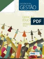 Revista Excelencia Em Gestao Geracao Educacao