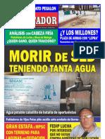 Periodico El Espectador Huamachuco Junio 2013